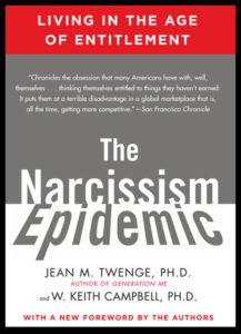 The Narcissism Epidemic - Dr  Jean Twenge