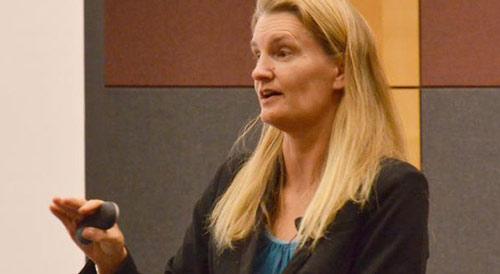 Dr. Twenge sought after speaker.